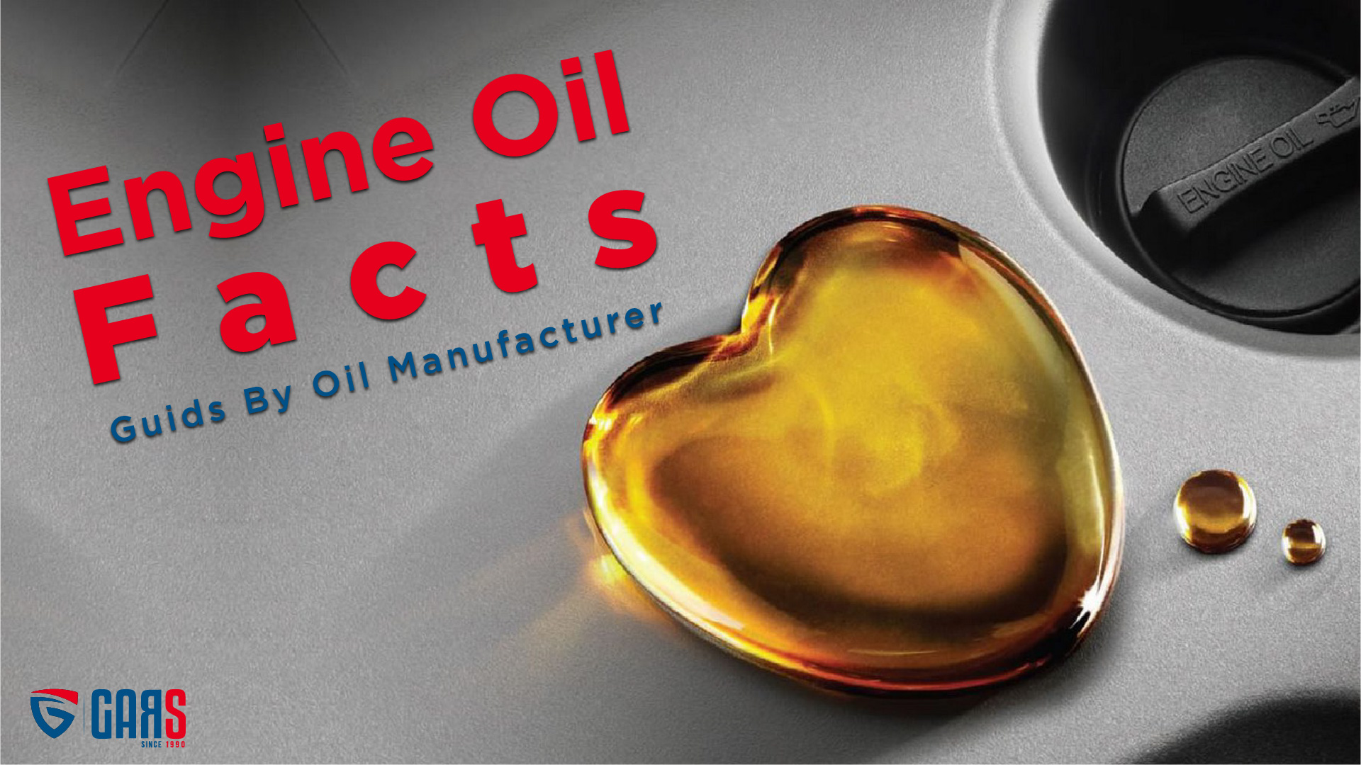 All Facts About Engine Oil