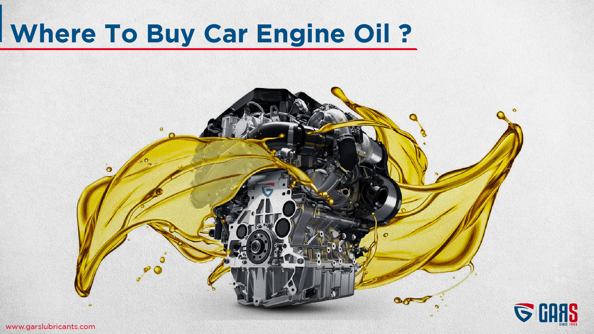 Where To Buy Car Engine Oil?