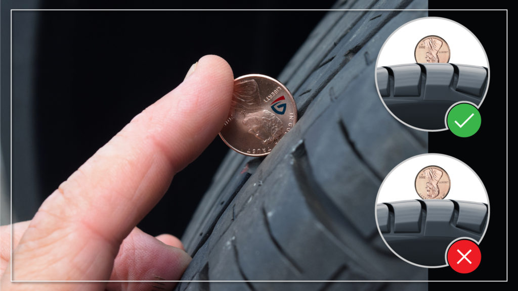 car Tyre check in monsoon - car safety tips in monsoon