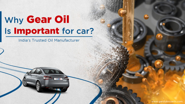 Gear Oil: Why Gear Oil Is Important For Car?