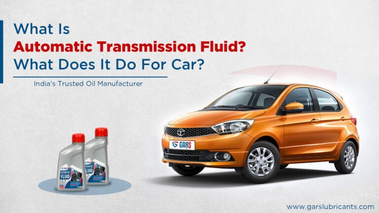 What Is Automatic Transmission Fluid? What Does It Do For Car?
